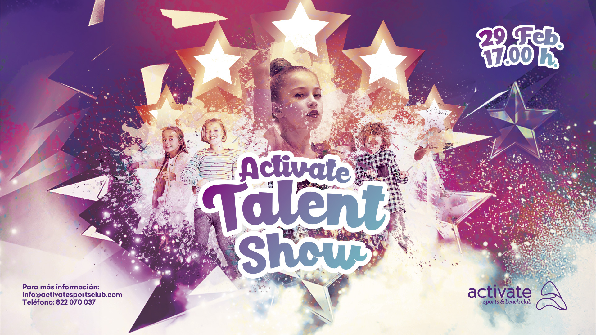 ActivateTalentShow_Kids